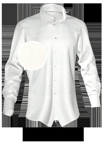 weißes Hemd Oxford