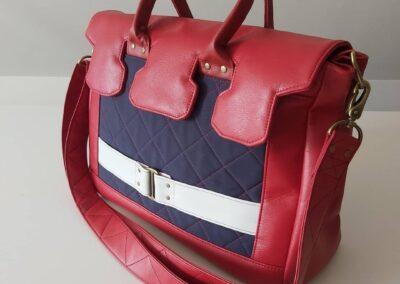 Handtasche Kunstleder